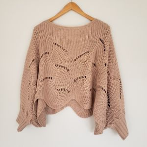 Beautiful Boho Sweater
